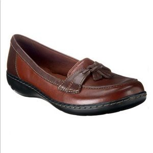 Clarks Ashland Bubble Collection Slip-on Loafers